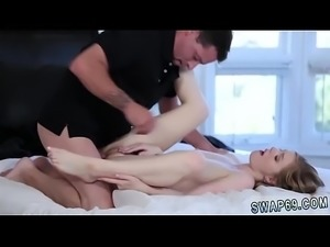 Teen gets massage and redhead fucks older man Fatherly Alterations