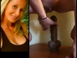 Beccy Black Toy Vaginal Then Anal
