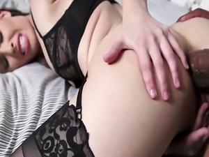Anal fucking with brunette slut Casey Calvert and Shane Diesel