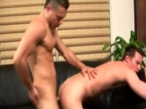 Hardcore high school gay porn xxx Paulie Vauss and Brody Grant hit it