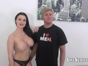 Aletta Ocean loves fucking with black guys. She adores big black cocks, loves...