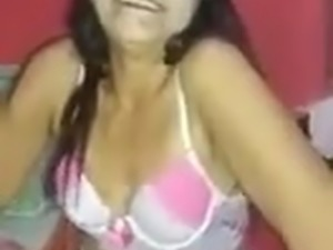 Latina granny dancing