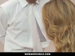 MormonGirlz- Teen Bride Fucked By New Husband