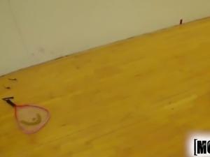 Balls Deep Tissue Massage video starring Averi Brooks - Mofo