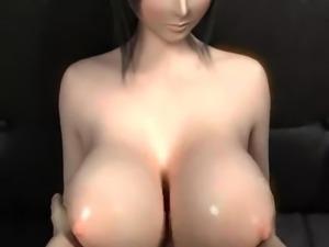 3D Hentai - Mezametara, sekkusu saretemashita!