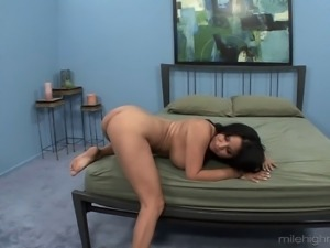 Sophia Lomeli getting banged by her sensual lover Michael Stefano