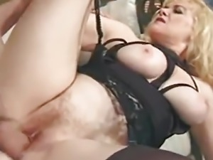 Blond Milf Big Tits Housewife