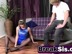 Emily Davis gets punished anally