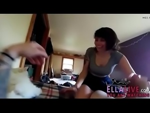 NEW Amateur Homemade Tatoo Girl - EllaLive.com
