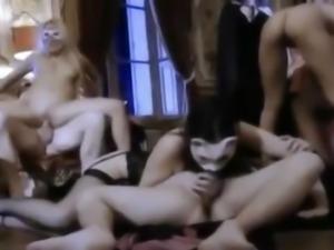 orgy group sex